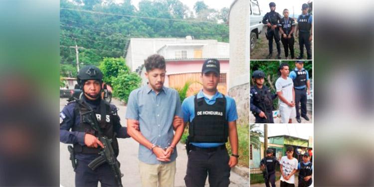 Capturan a 11 sospechosos de la muerte de tres aficionados fuera del Estadio Nacional