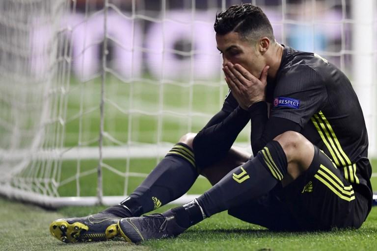 Cristiano Ronaldo, fuera de la lista del Juventus Turín ante el Atalanta