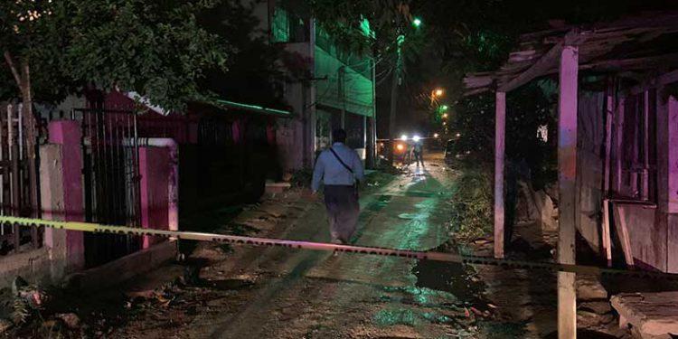Cuatro muertos deja balacera en San Pedro Sula