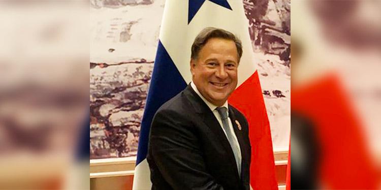Expresidente panameño Varela dice que adversarios políticos filtraron sus llamadas privadas
