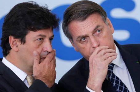 Brasil: Jair Bolsonaro destituye al Ministro de Salud en plena crisis por el coronavirus