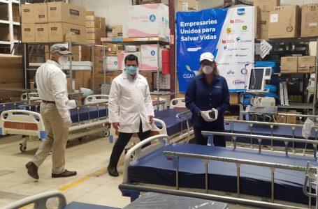 CEAL Capitulo Honduras, brinda millonaria donación a la Secretaria de Salud para hacerle frente a la pandemia del COVID19