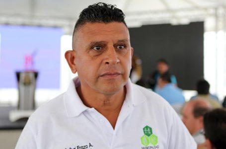 """Aníbal Erazo, Alcalde de Santa Rosa de Copan: """"La policía solo deja entrar a personas autorizadas por la ley"""""""