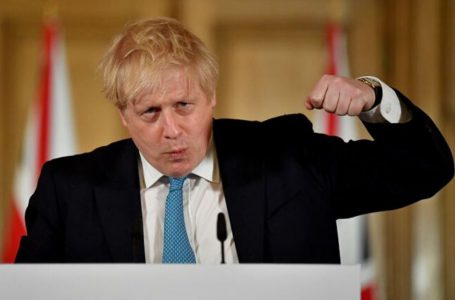 Reino Unido: Boris Johnson sale de cuidados intensivos