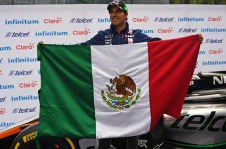 """""""Checo"""" Perez y otros pilotos de Formula uno reducen su salario por el COVID-19"""