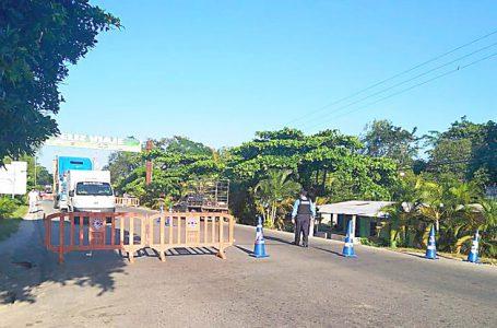 Autoridades de La Ceiba mencionan posible cierre de la ciudad debido al coronavirus