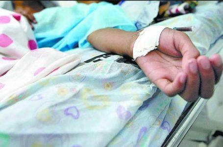 ¡Lamentable! Muere menor de cinco años por dengue en Tegucigalpa