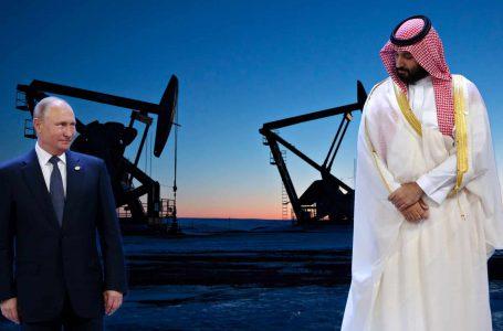 Arabia audita y Rusia llegan a acuerdo para reducir la producción de petroleo