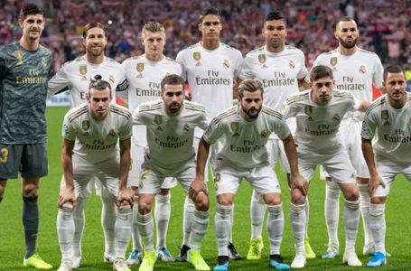 Real Madrid anuncia reducción de salarios por el coronavirus