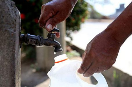 Las represas en Tegucigalpa se están quedando vacías