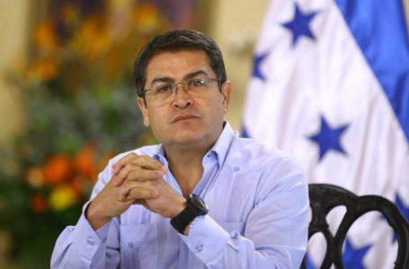 Juan Orlando Hernández manda mensaje de esperanza ante crisis económica de Honduras.
