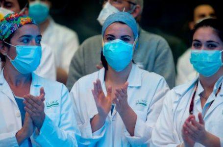 El trabajo de las enfermeras es reconocido en el Día Mundial de la Salud