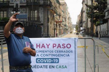 A través de tu celular, el gobierno mexicano sabrá si te quedas en casa